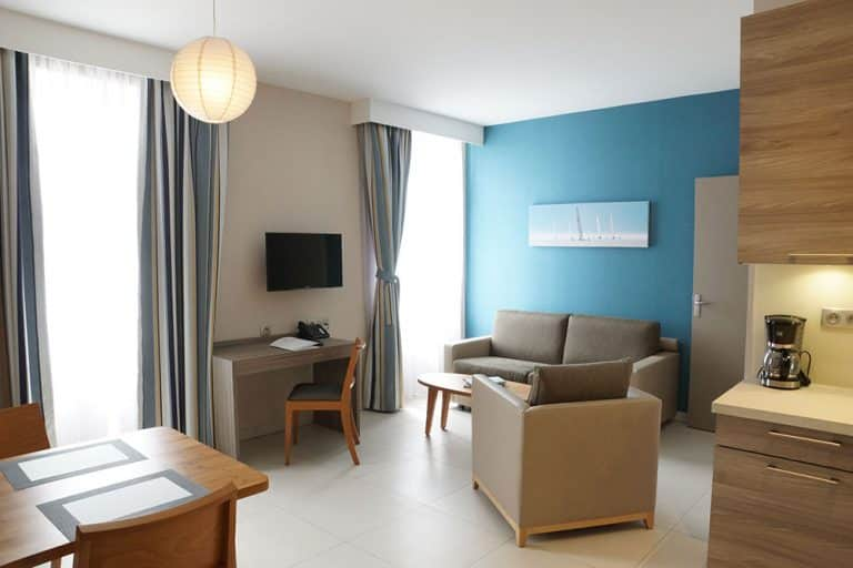appartement à saint malo